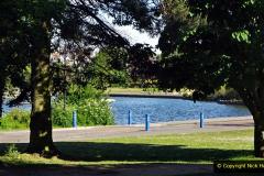 2020-05-18 Covid 19 Walks Circumnavigation of Poole Park, Poole, Dorset. (10) 010