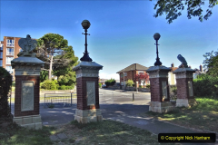 2020-05-18 Covid 19 Walks Circumnavigation of Poole Park, Poole, Dorset. (44) 044
