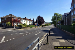 2020-05-18 Covid 19 Walks Circumnavigation of Poole Park, Poole, Dorset. (46) 046