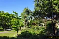 2020-05-18 Covid 19 Walks Circumnavigation of Poole Park, Poole, Dorset. (50) 050