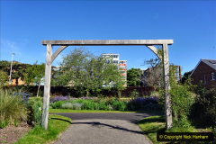 2020-05-18 Covid 19 Walks Circumnavigation of Poole Park, Poole, Dorset. (51) 051