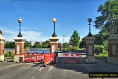 2020-05-18 Covid 19 Walks Circumnavigation of Poole Park, Poole, Dorset. (8) 008