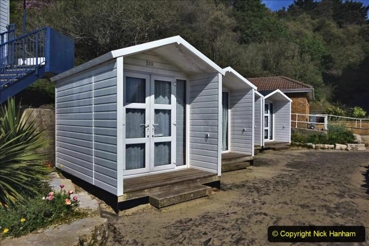 2020-05-20 Covid 19 Walk to the beach at Branksome Chine, Poole, Dorset. (27) 027