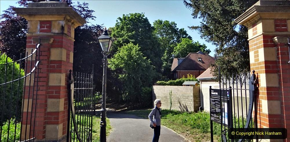 2020_05_26 Covid 19 Walk Alexandra Park, Parkstone, Poole, Dorset. (11) 011