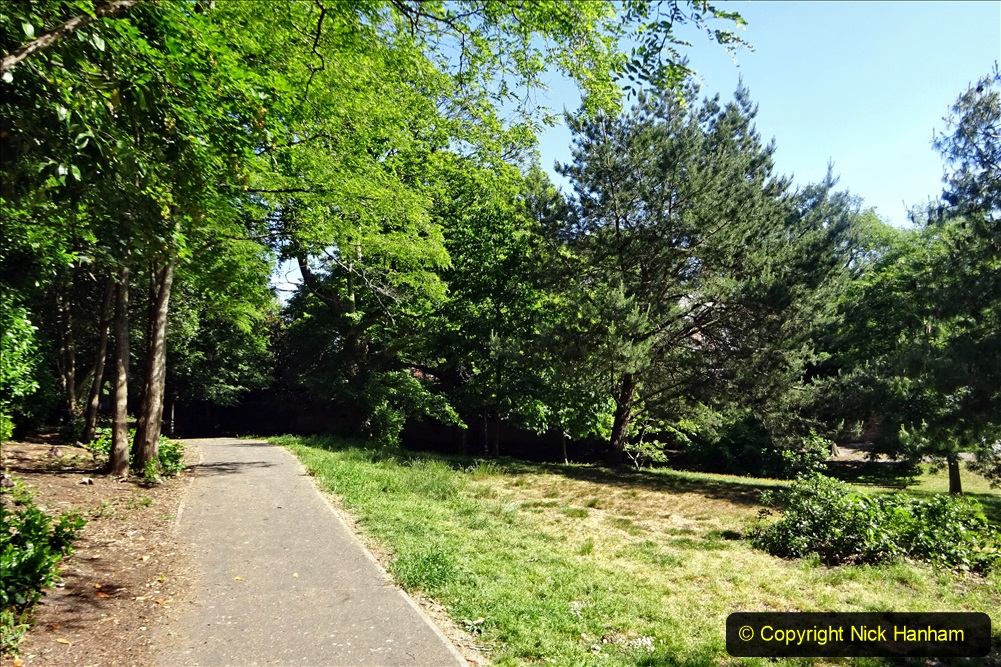 2020_05_26 Covid 19 Walk Alexandra Park, Parkstone, Poole, Dorset. (18) 018