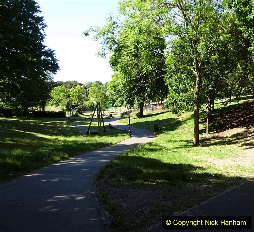 2020_05_26 Covid 19 Walk Alexandra Park, Parkstone, Poole, Dorset. (4) 004