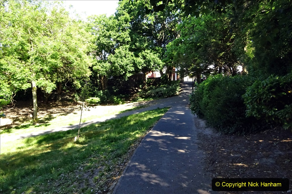2020_05_26 Covid 19 Walk Alexandra Park, Parkstone, Poole, Dorset. (45) 045