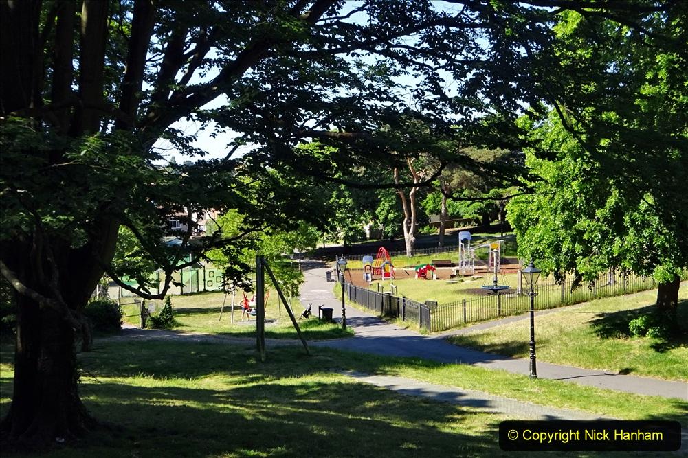 2020_05_26 Covid 19 Walk Alexandra Park, Parkstone, Poole, Dorset. (46) 046
