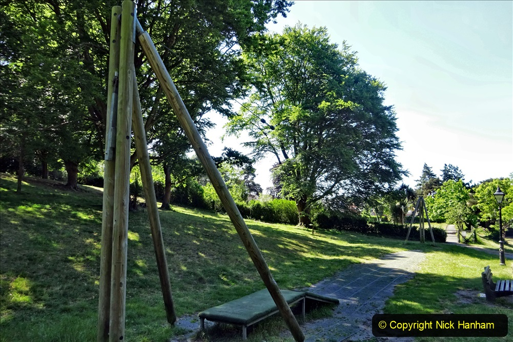 2020_05_26 Covid 19 Walk Alexandra Park, Parkstone, Poole, Dorset. (48) 048