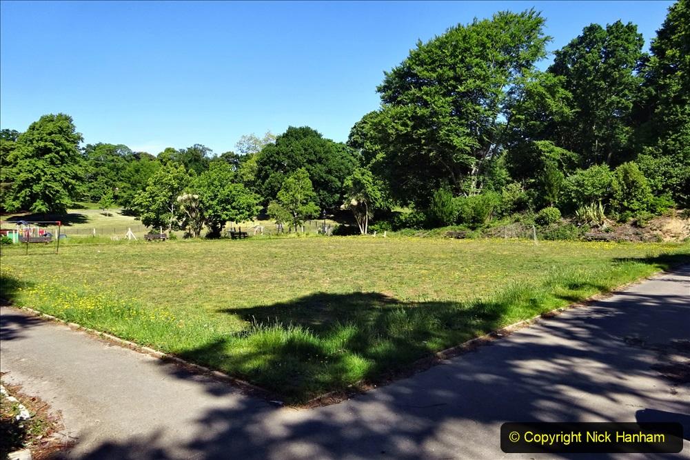 2020_05_26 Covid 19 Walk Alexandra Park, Parkstone, Poole, Dorset. (49) 049