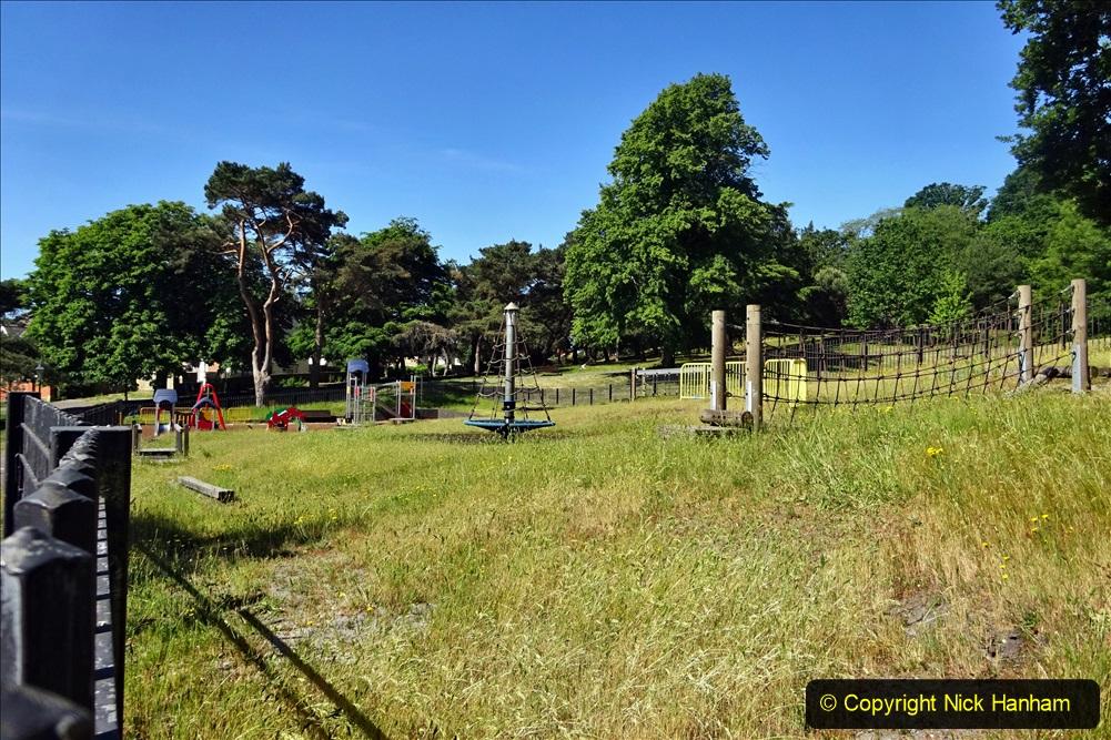 2020_05_26 Covid 19 Walk Alexandra Park, Parkstone, Poole, Dorset. (52) 052