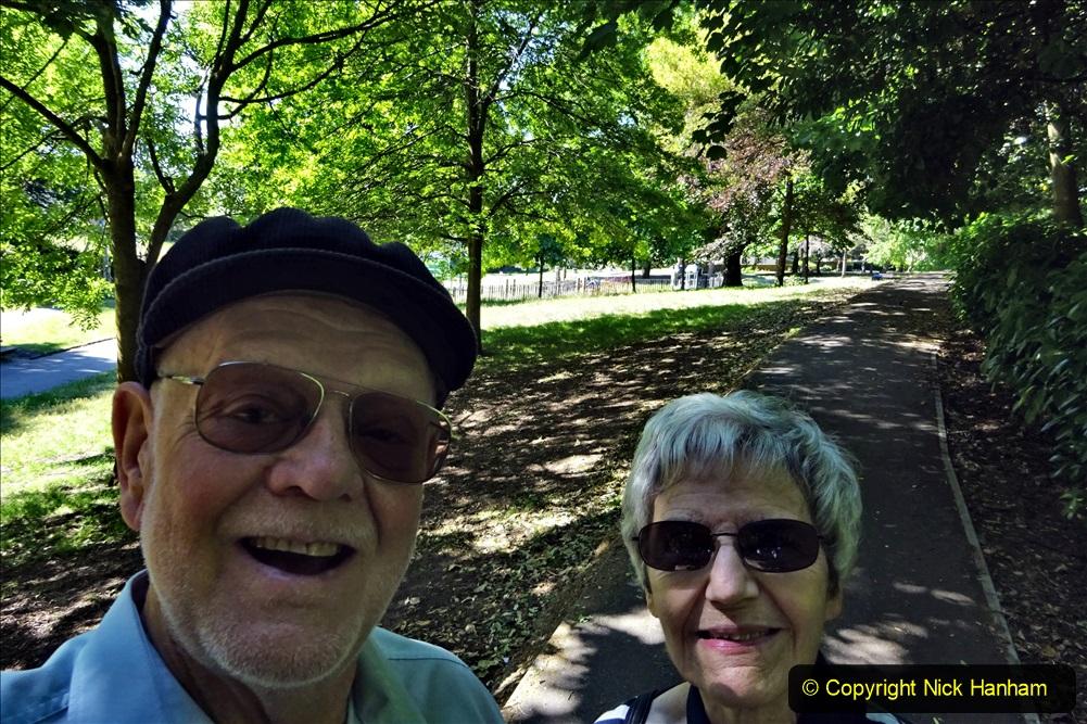 2020_05_26 Covid 19 Walk Alexandra Park, Parkstone, Poole, Dorset. (56) 056