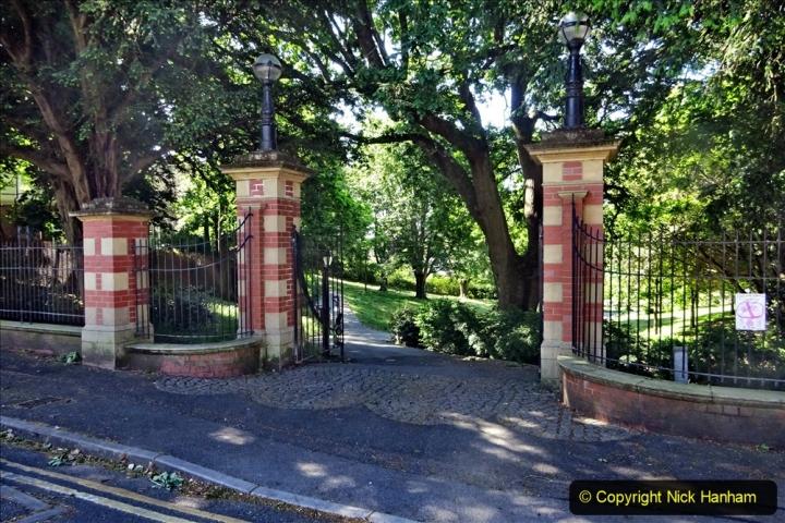 2020_05_26 Covid 19 Walk Alexandra Park, Parkstone, Poole, Dorset. (1) 001