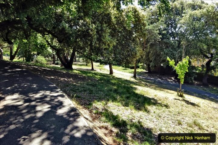 2020_05_26 Covid 19 Walk Alexandra Park, Parkstone, Poole, Dorset. (20) 020