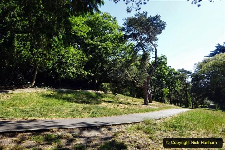 2020_05_26 Covid 19 Walk Alexandra Park, Parkstone, Poole, Dorset. (22) 022