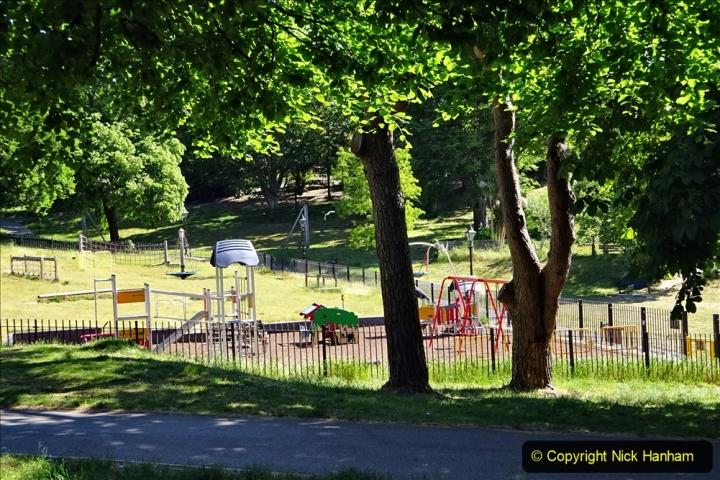 2020_05_26 Covid 19 Walk Alexandra Park, Parkstone, Poole, Dorset. (26) 026