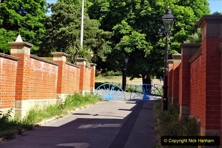 2020_05_26 Covid 19 Walk Alexandra Park, Parkstone, Poole, Dorset. (29) 029