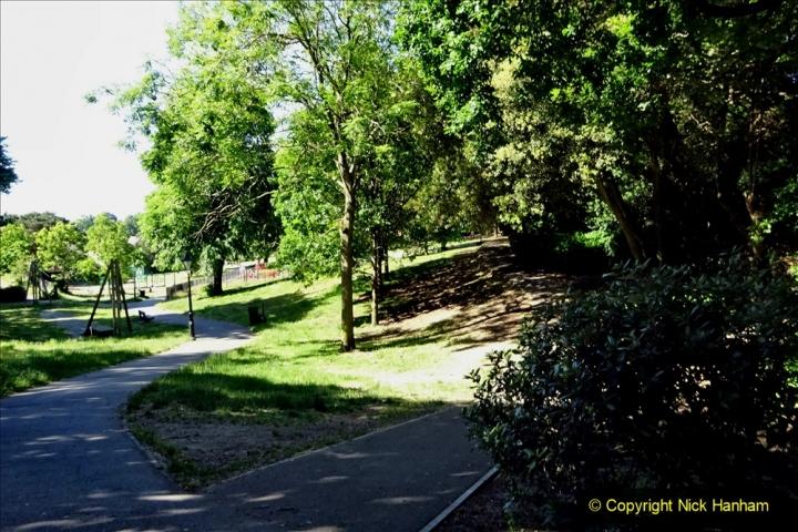 2020_05_26 Covid 19 Walk Alexandra Park, Parkstone, Poole, Dorset. (3) 003