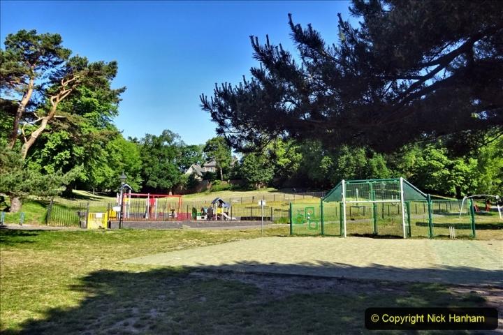 2020_05_26 Covid 19 Walk Alexandra Park, Parkstone, Poole, Dorset. (31) 031