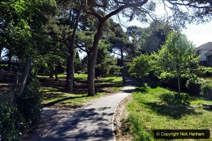2020_05_26 Covid 19 Walk Alexandra Park, Parkstone, Poole, Dorset. (34) 034