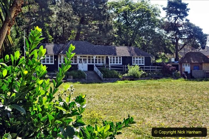 2020_05_26 Covid 19 Walk Alexandra Park, Parkstone, Poole, Dorset. (51) 051