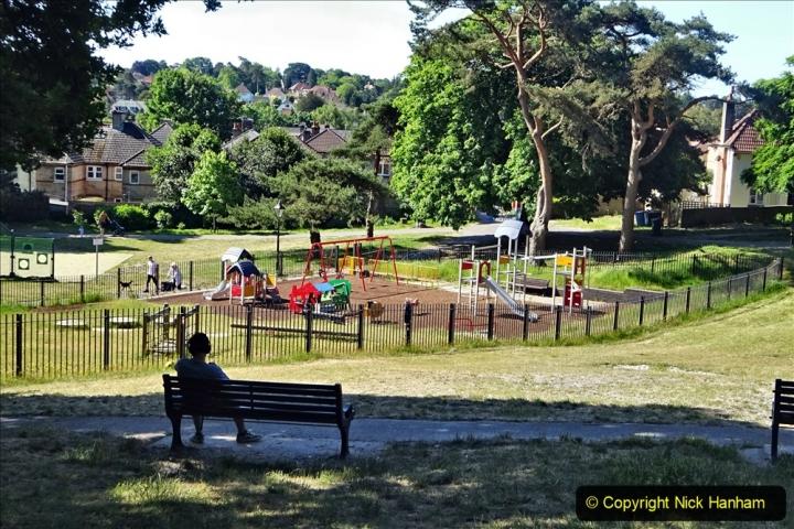 2020_05_26 Covid 19 Walk Alexandra Park, Parkstone, Poole, Dorset. (6) 006