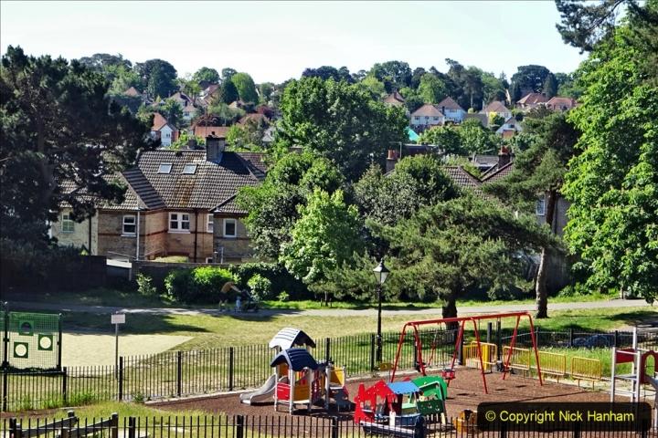 2020_05_26 Covid 19 Walk Alexandra Park, Parkstone, Poole, Dorset. (7) 007