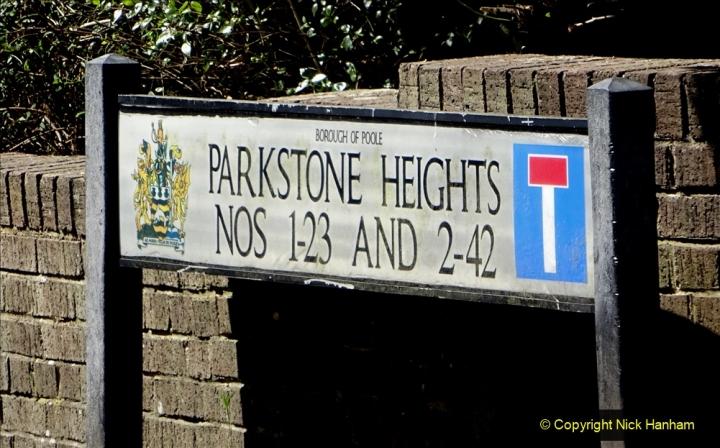 2020-05-27 Covid 19 Walks Alum Chine - Robert Louis Stevenson - View Point - Parkstone Heights. (100) 100