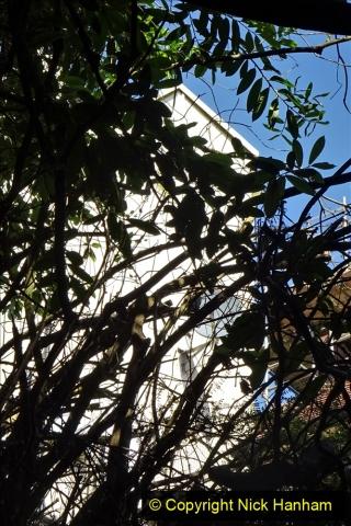 2020-05-27 Covid 19 Walks Alum Chine - Robert Louis Stevenson - View Point - Parkstone Heights. (104) 104