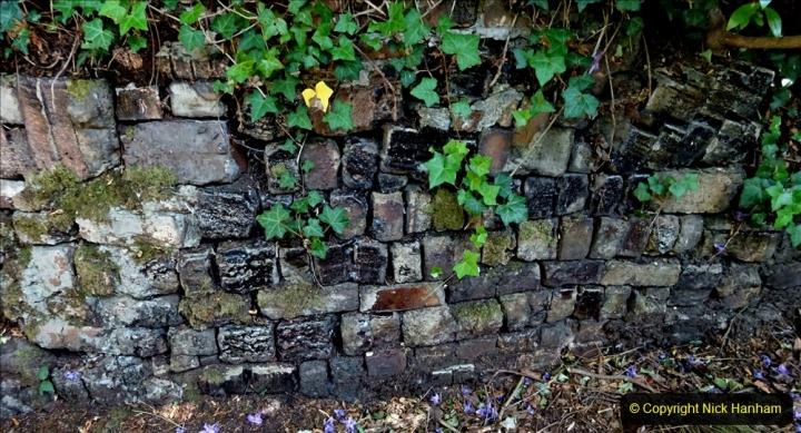 2020-05-27 Covid 19 Walks Alum Chine - Robert Louis Stevenson - View Point - Parkstone Heights. (106) 106