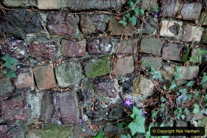 2020-05-27 Covid 19 Walks Alum Chine - Robert Louis Stevenson - View Point - Parkstone Heights. (107) 107