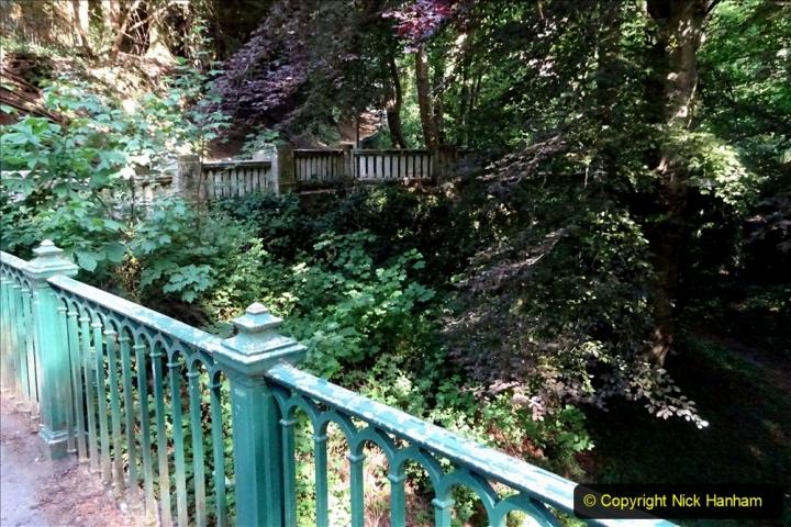 2020-05-27 Covid 19 Walks Alum Chine - Robert Louis Stevenson - View Point - Parkstone Heights. (16) 016