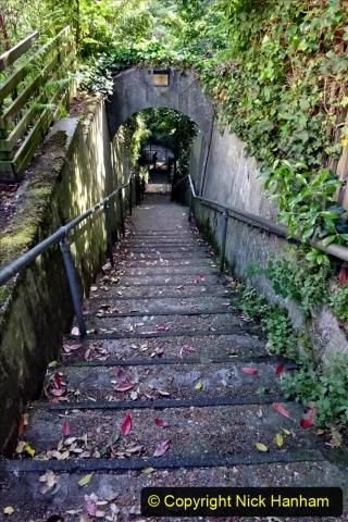 2020-05-27 Covid 19 Walks Alum Chine - Robert Louis Stevenson - View Point - Parkstone Heights. (24) 024