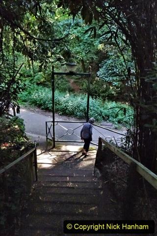 2020-05-27 Covid 19 Walks Alum Chine - Robert Louis Stevenson - View Point - Parkstone Heights. (25) 025