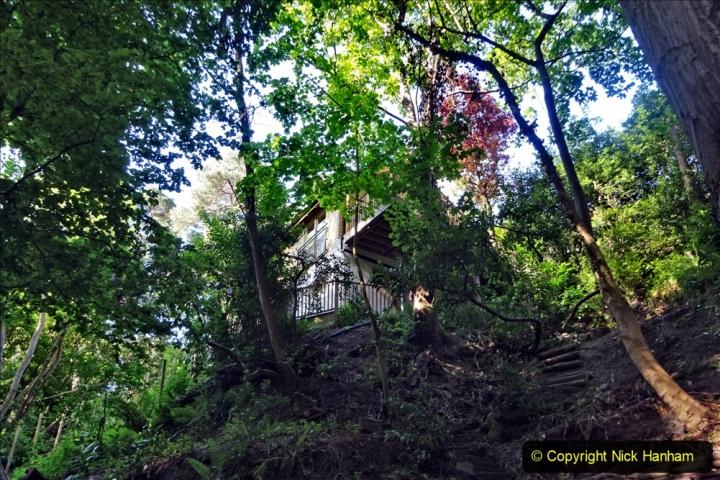 2020-05-27 Covid 19 Walks Alum Chine - Robert Louis Stevenson - View Point - Parkstone Heights. (26) 026