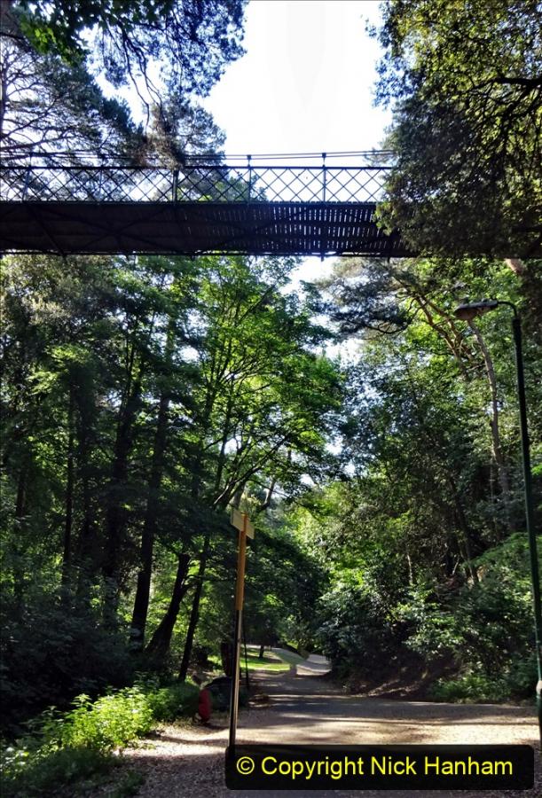 2020-05-27 Covid 19 Walks Alum Chine - Robert Louis Stevenson - View Point - Parkstone Heights. (29) 029