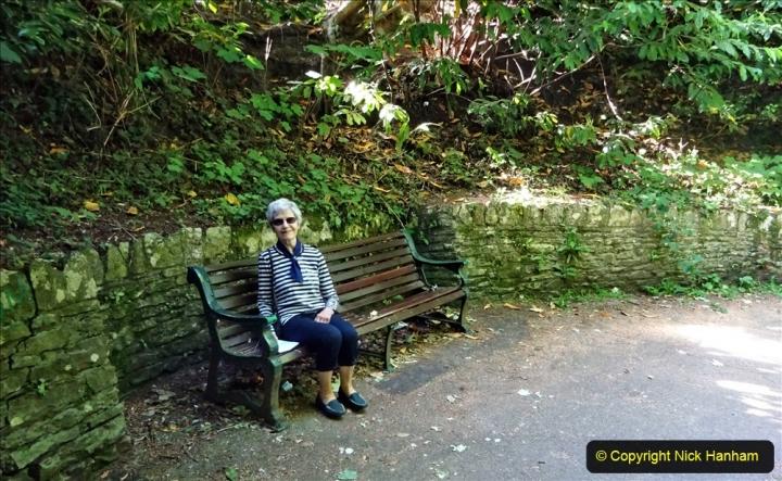 2020-05-27 Covid 19 Walks Alum Chine - Robert Louis Stevenson - View Point - Parkstone Heights. (3) 003
