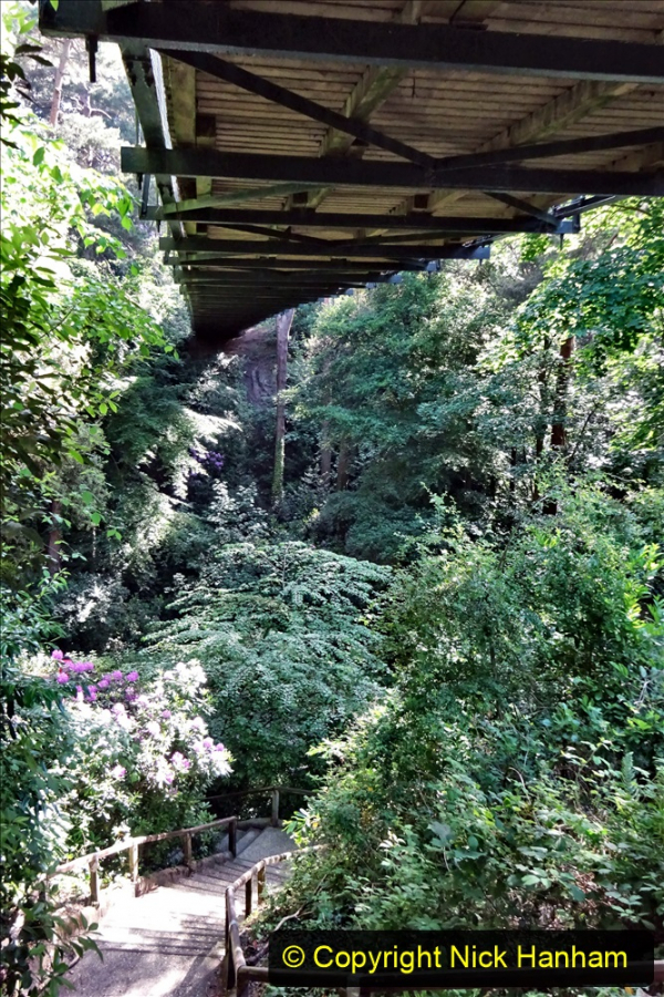 2020-05-27 Covid 19 Walks Alum Chine - Robert Louis Stevenson - View Point - Parkstone Heights. (30) 030