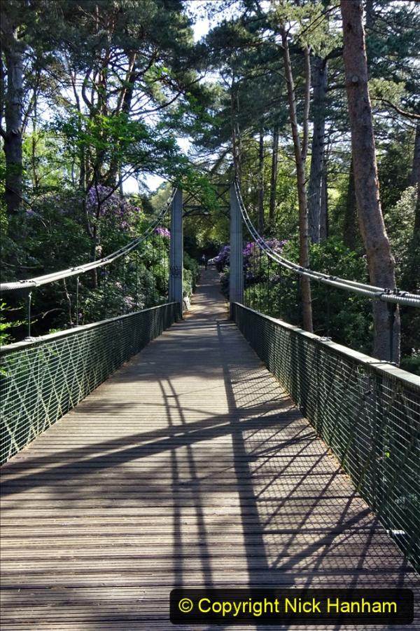 2020-05-27 Covid 19 Walks Alum Chine - Robert Louis Stevenson - View Point - Parkstone Heights. (36) 036