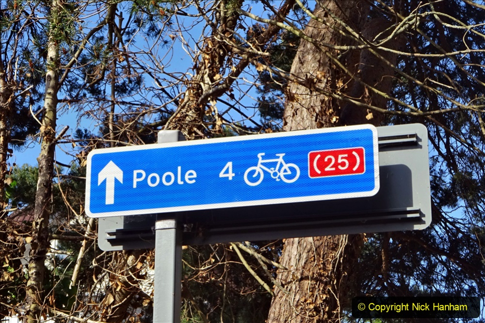 2020-05-27 Covid 19 Walks Alum Chine - Robert Louis Stevenson - View Point - Parkstone Heights. (37) 037