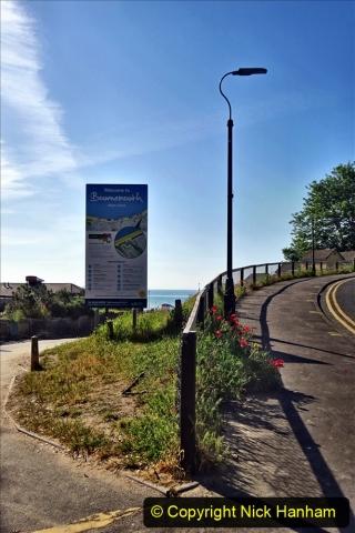 2020-05-27 Covid 19 Walks Alum Chine - Robert Louis Stevenson - View Point - Parkstone Heights. (45) 045