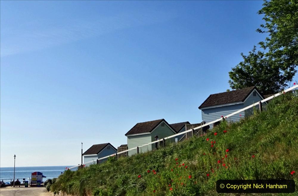 2020-05-27 Covid 19 Walks Alum Chine - Robert Louis Stevenson - View Point - Parkstone Heights. (48) 048