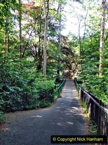 2020-05-27 Covid 19 Walks Alum Chine - Robert Louis Stevenson - View Point - Parkstone Heights. (5) 005