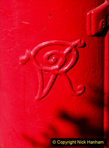 2020-05-27 Covid 19 Walks Alum Chine - Robert Louis Stevenson - View Point - Parkstone Heights. (69) 069