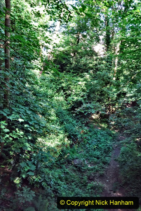 2020-05-27 Covid 19 Walks Alum Chine - Robert Louis Stevenson - View Point - Parkstone Heights. (7) 007