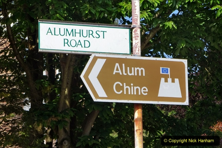 2020-05-27 Covid 19 Walks Alum Chine - Robert Louis Stevenson - View Point - Parkstone Heights. (73) 073