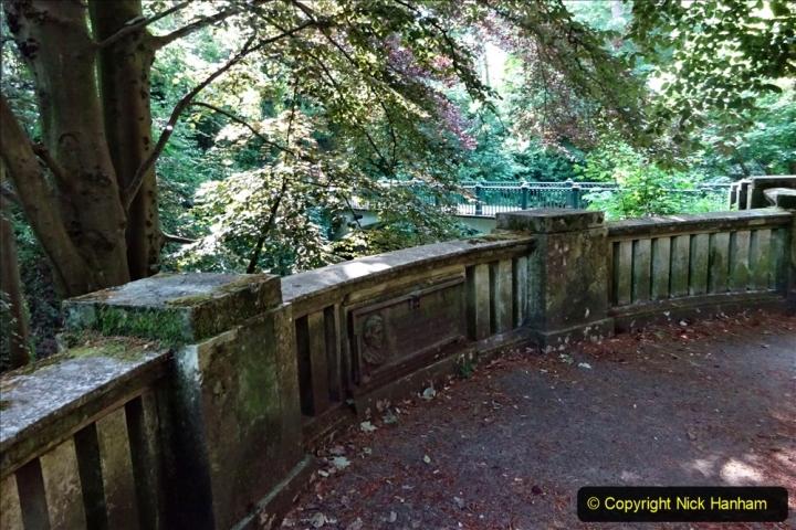 2020-05-27 Covid 19 Walks Alum Chine - Robert Louis Stevenson - View Point - Parkstone Heights. (8) 008