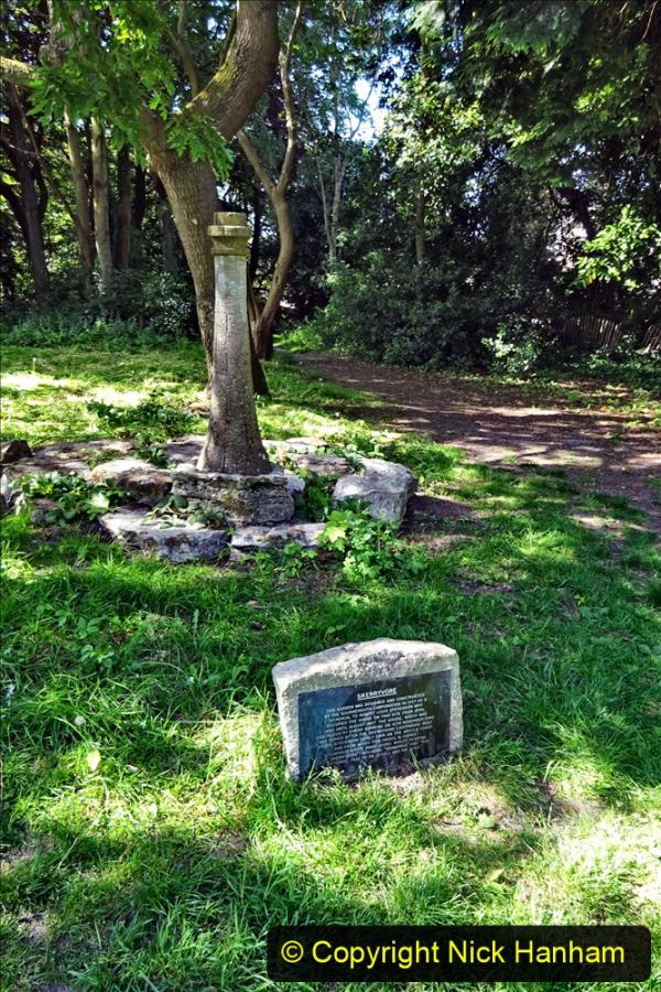 2020-05-27 Covid 19 Walks Alum Chine - Robert Louis Stevenson - View Point - Parkstone Heights. (81) 081