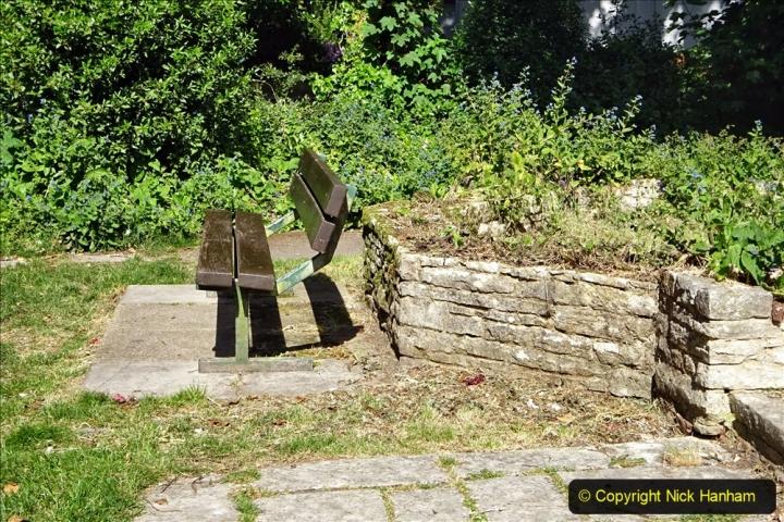 2020-05-27 Covid 19 Walks Alum Chine - Robert Louis Stevenson - View Point - Parkstone Heights. (83) 083