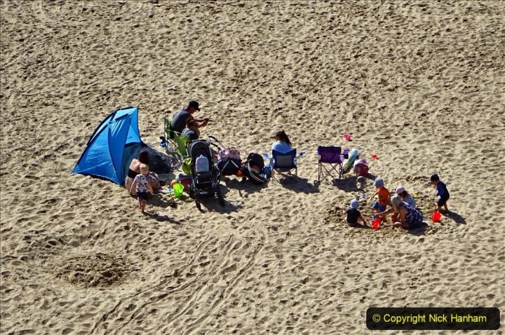 2020-05-28 Covid 19 Walk Branksome, Poole Dorset to Branksome Chine sea front. (49) 001